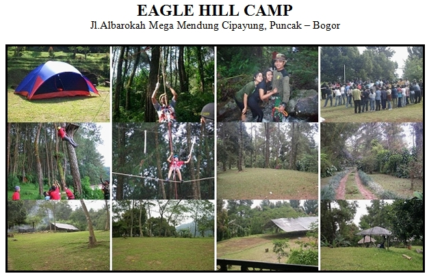 Eagle Hill Puncak