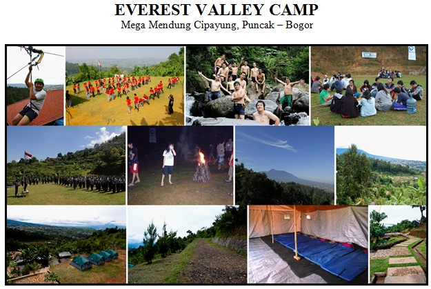 Everest Valley Camp – Puncak