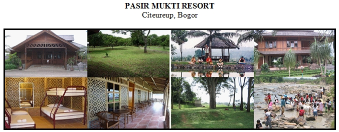 pasir mukti, pasir mukti resort, lokasi outbound