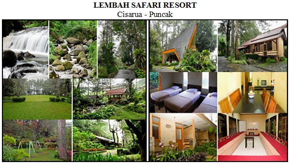lembah safari resort, lembah safari resort puncak, lembah safari puncak, hotel lembah safari, outbound di lembah safari resort, lokasi outbound di puncak