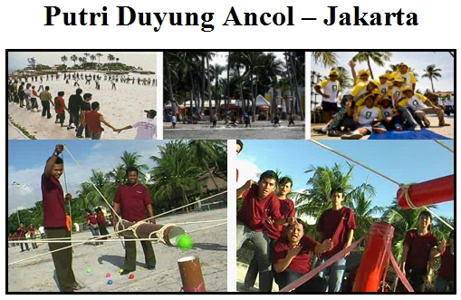 putri duyung, putri duyung ancol, outbound ancol, ancol, outbound di ancol